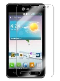 LG Optimus F3 Ultraclear Screen Protector