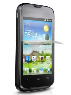 Ultraclear Screen Protector for Huawei Ascend Y210
