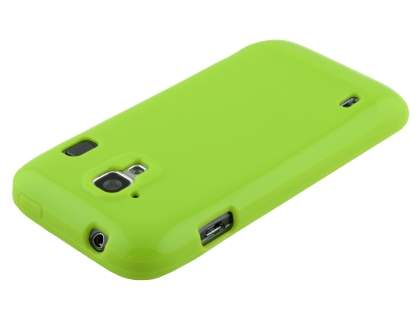 ZTE Telstra Easy Touch 4G Frosted Colour TPU Gel Case - Green