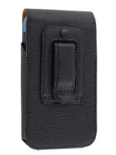 Textured Synthetic Leather Vertical Belt Pouch (Bumper Case) for  Samsung Galaxy Trend / S Duos