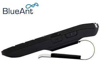 BlueAnt Commute Bluetooth Voice Actived Handsfree Car Kit - Black Bluetooth CarKit