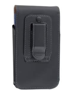 Smooth Synthetic Leather Vertical Belt Pouch (Bumper Case Compatible) for Nokia Lumia 520