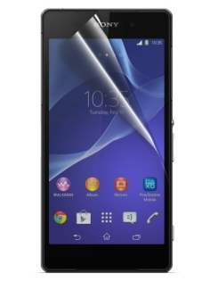 Ultraclear Screen Protector for Sony Xperia Z2