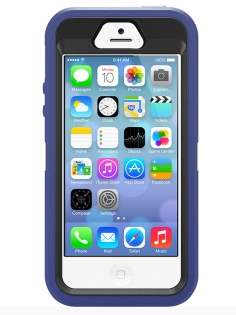 Impact Case for iPhone SE/5s/5 - Blue/Black