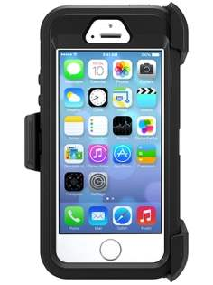 iPhone SE/5s/5 Impact Case - Black/Black