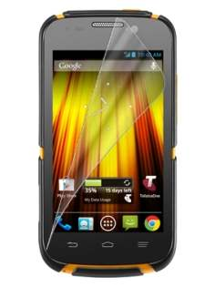 ZTE T83 Telstra Dave Ultraclear Screen Protector