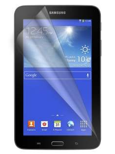 Anti-Glare Screen Protector for Samsung Galaxy Tab 3 Lite 7.0 - Screen Protector