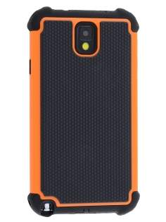 Impact Case for Samsung Galaxy Note 3 - Orange/Classic Black