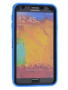 Samsung Galaxy Note 3 Defender Case - Blue