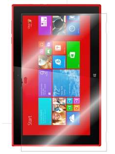 Anti-Glare Screen Protector for Nokia Lumia 2520 - Screen Protector