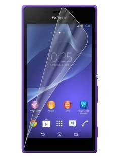 Anti-Glare Screen Protector for Sony Xperia M2 - Screen Protector