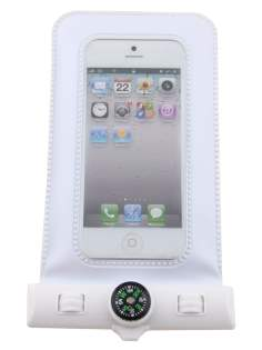 Waterproof Phone Bag - Pearl White Miscellaneous