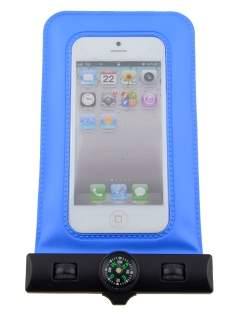 Waterproof Phone Bag - Blue Miscellaneous