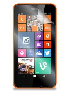 Ultraclear Screen Protector for Nokia Lumia 635/636/630