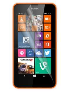 Nokia Lumia 635/636/630 Anti-Glare Screen Protector