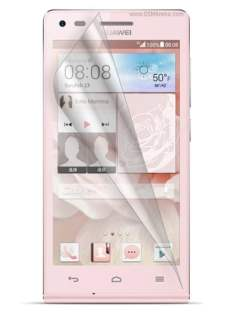 Huawei Ascend G6 4G Ultraclear Screen Protector