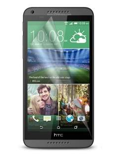 HTC Desire 816 Ultraclear Screen Protector