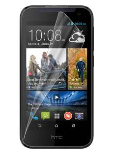 Ultraclear Screen Protector for HTC Desire 310