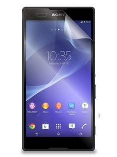 Anti-Glare Screen Protector for Sony Xperia T2 Ultra - Screen Protector