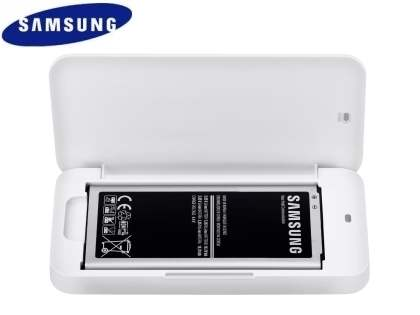 Genuine Samsung Galaxy S5 Extra Battery Kit - Battery Charger for Samsung