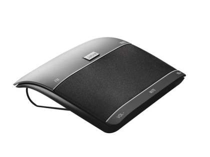 Jabra Freeway Bluetooth In-car Speakerphone - Black