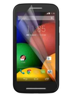 Anti-Glare Screen Protector for Motorola Moto E 1st Gen - Screen Protector