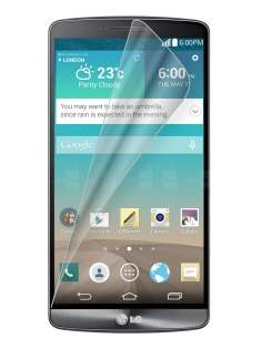 LG G3 Ultraclear Screen Protector - Screen Protector