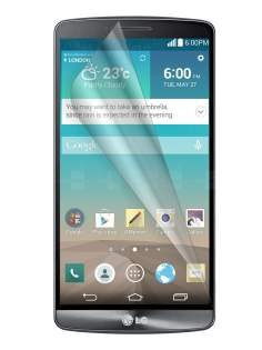 LG G3 Anti-Glare Screen Protector - Screen Protector