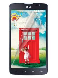 LG L80 Dual Ultraclear Screen Protector