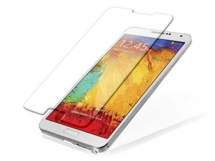 Samsung Galaxy Note 3 Tempered Glass Screen Protector