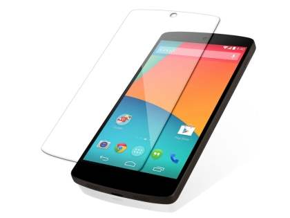 Tempered Glass Screen Protector for LG Google Nexus 5 - Screen Protector
