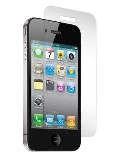 Apple iPhone 4/4S Tempered Glass Screen Protector - Screen Protector