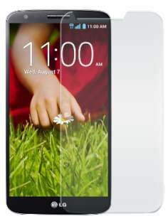LG G2 Tempered Glass Screen Protector - Screen Protector
