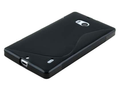 Wave Case for Nokia Lumia 930 - Frosted Black/Black