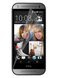 HTC One mini 2 Ultraclear Screen Protector
