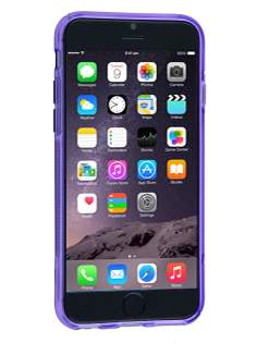 Wave Case for iPhone 6s Plus/6 Plus - Frosted Purple/Purple
