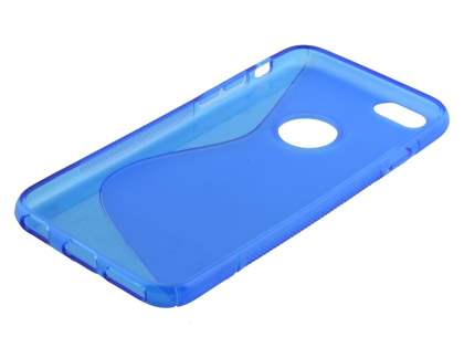 Wave Case for iPhone 6s/6 - Frosted Blue/Blue
