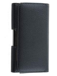 Textured Synthetic Leather Belt Pouch for Nokia Lumia 930 - Belt Pouch