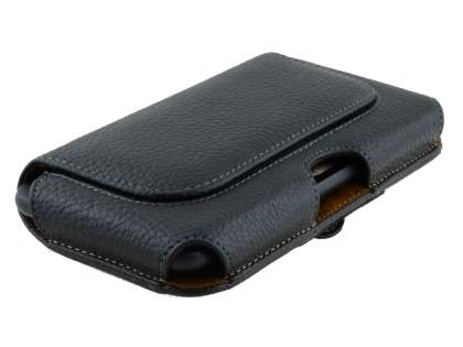 Textured Synthetic Leather Belt Pouch for HTC Desire 816