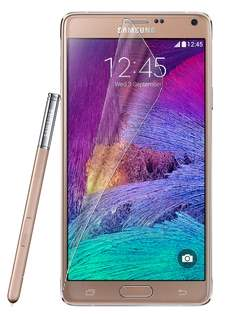 Samsung Galaxy Note 4 Ultraclear Screen Protector