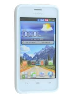 Huawei Ascend Y320 Wave Case - Pearl White