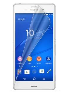 Sony Xperia Z3 Ultraclear Screen Protector