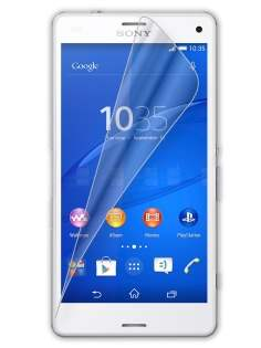 Ultraclear Screen Protector for Sony Xperia Z3 Compact - Screen Protector
