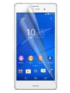 Sony Xperia Z3 Anti-Glare Screen Protector