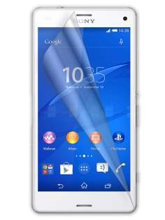 Sony Xperia Z3 Compact  Anti-Glare Screen Protector