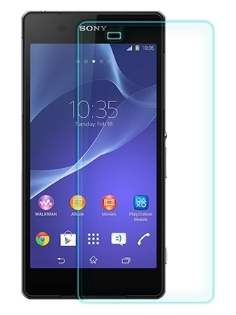 Sony Xperia Z3 Tempered Glass Screen Protector - Screen Protector