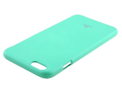 Mercury Glossy Gel Case for iPhone 6s Plus / 6 Plus - Mint