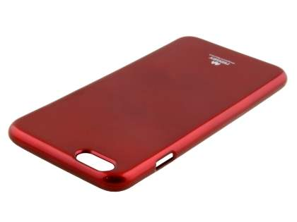Mercury Glossy Gel Case for iPhone 6s Plus/6 Plus - Red