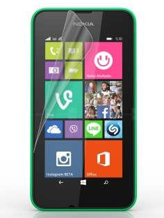 Anti-Glare Screen Protector for Nokia Lumia 530 - Screen Protector
