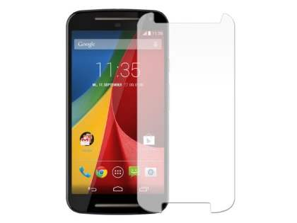 Motorola Moto G 2nd Gen Tempered Glass Screen Protector